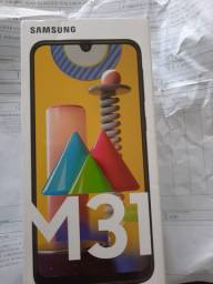 M31 novo lacrado com nota fiscal