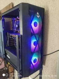 PC gamer i3 da 7° e rx570 de 4gb e SSD 120gb