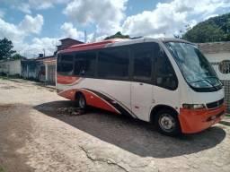 Micro ônibus Sênio 29 passageiros Mercedes