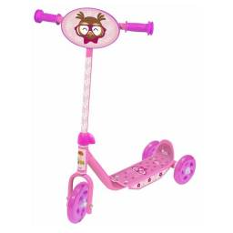 Patinete Infantil 3 rodas Groovy