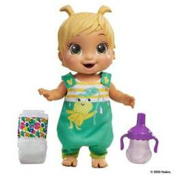 Boneca Baby Alive - Pulo Feliz Loira - E9427 Hasbro