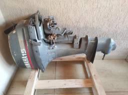 Vendo motor panpa Yamaha 15