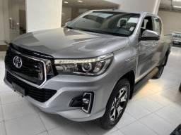 Toyota Hilux SRX Turbo 4x4 2020