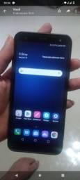 Troco celular novo