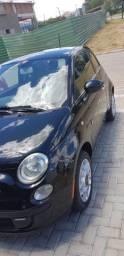 Fiat 500 2012 1.4 CULT flex 2P série limitada (ITÁlIA)