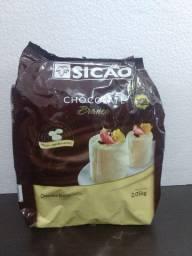 Chocolate Branco Sicao Gotas 2.05kl