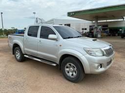 Hilux Sr 3.0 4x4 Diesel Aut 2013/2013