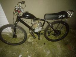 Bicleta a motor
