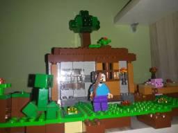 Lego Minecraft + Star Wars