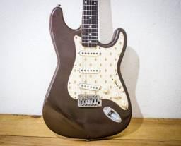 Guitarra Strato - Aceito Les Paul