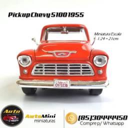 Miniatura Pickup Chevy 5100 Stepside, 1955