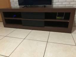 Rack vendo ou troco por painel de tv