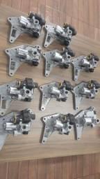 Valvula freio motor volvo FH euro 5