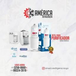 Refil/Vela para Filtro Purificador de Água