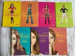 Livros de Pretty Little Liars novos