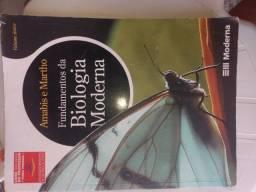 Livro Fundamentos da Biologia Moderna - Volume Único