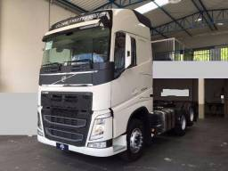 Volvo Globetrotter Fh 540 6x4 Ano 2016