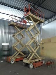 Tesoura JLG 2030E - 8,10 mts - 2 unidades a venda