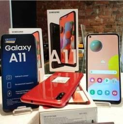 Samsung A11 64GB NOVOS Embalagem LACRADA