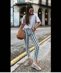 Calça estilosa