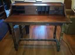 Escrivaninha Rara Antiga para Restaurar
