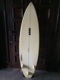 Prancha de Surf Udo Bastos, 6.0 com Deck