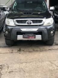 Hilux ano 2011 3.0 srv