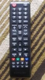 Fonte Samsung Smart Tv e Controle