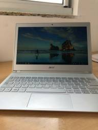 Notebook Ultrabook Acer com SSD Importado