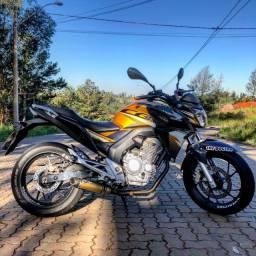 CB Twister 250f 2019/2020 ABS