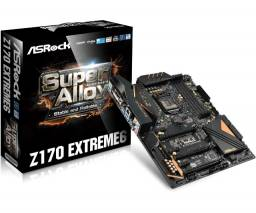 Placa Mãe ASRock Z170 Extreme6 DDR4 socket Lga1151 chipset Intel Z170