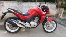Vendo ou troco cb twister /flexone 250 cc
