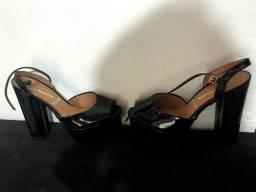 Sandália meia pata vizzano