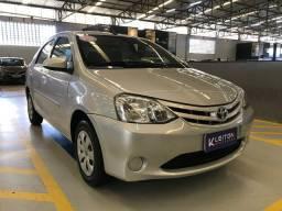 Toyota Etios XS 1.5 2017 Único Dono