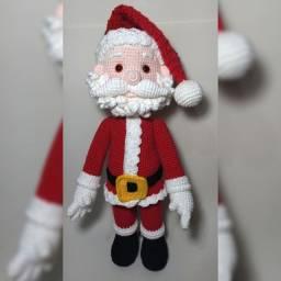 Papai Noel Amigurumi