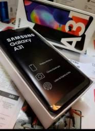 Samsung A31 128GB - Novo com nota