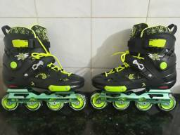 Patins Inline Oxer Freestyle/Slalom N°40