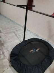 Jamp oval com pedestal