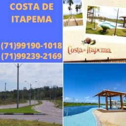 Lotes em Costa de Itapema 450 m²,Santo Amaro, infraestrutura total!!