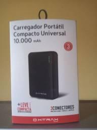 Power Bank Carregador portátil compacto universal