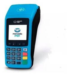 Point Pro Maquininha De Cartão Crédito E Débito Mercado Pago<br><br>