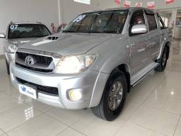 Toyota Hilux SRV 3.0 Turbo Diesel 2009 *super conservada