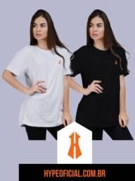 Mega Promoção Hype. 4 Camisetas Femininas De: 196 Por: 109,90