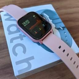 Smartwatch P8 Relógio Inteligente Fitness Smart Corrida caminhada