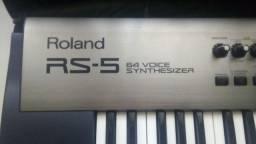 Teclado Roland RS-5. V/T