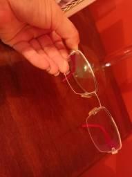 Armação de óculos (não aceito trocas e não entrego?