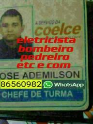 Eletricista dá Coelce Costa