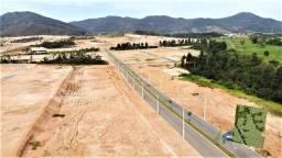 Terreno de 360 m² com entrada R$ 9.830,00 - Gov Celso Ramos