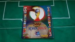 Álbum da Copa 2002 completo