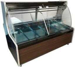Balcão Refrigerado Expositor Carnes 2000 BOX